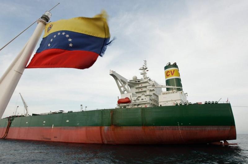 exportaciones petróleo Venezuela