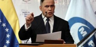 Fiscal caso Guaidó
