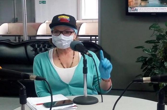 Amelia Fressel COVID-19 Táchira