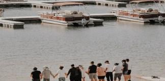 Naya Rivera lago