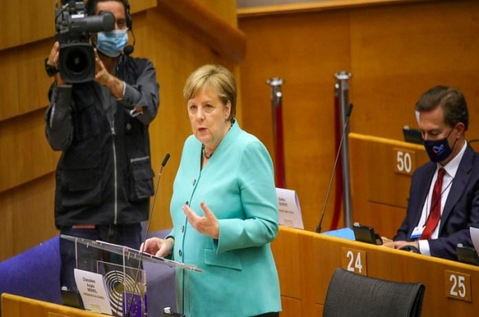 Merkel pandemia