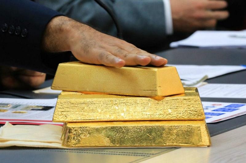 oro venezolano
