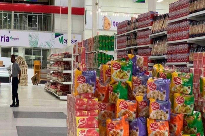 supermercado iraní