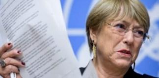 Michelle Bachelet Venezuela