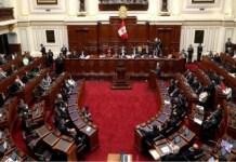 Congreso Perú Vizcarra