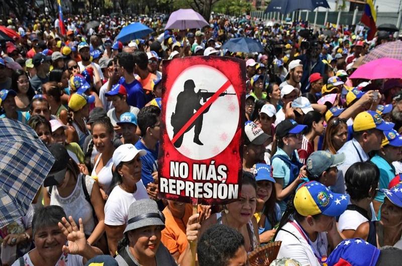 ONU represión Venezuela
