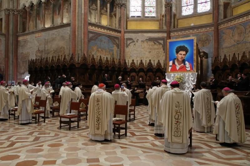 Beatificación Acutis influencer de Dios