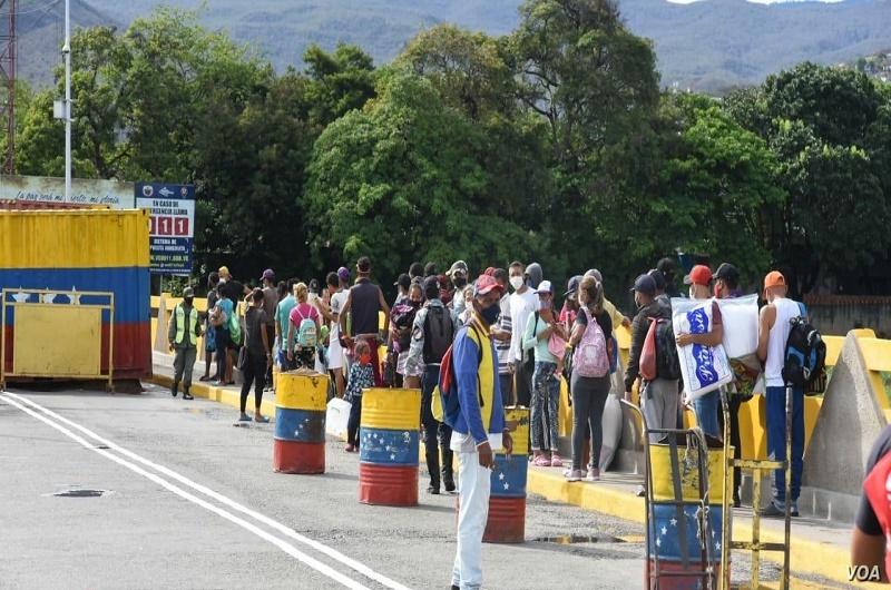 frontera cerrada Colombia