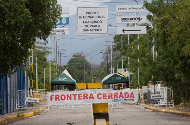 frontera cerra Protectorado códigos