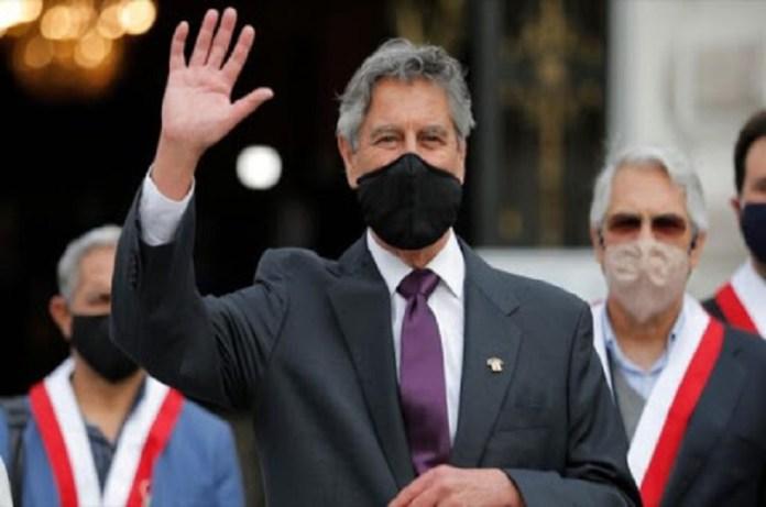 presidente Perú