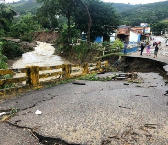 emergencia Táchira