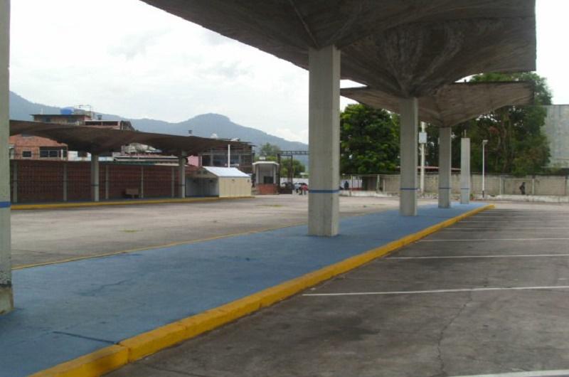 terminal rutas
