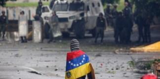 protestas represión venganza