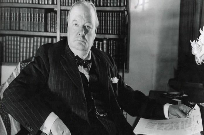 Churchill democracia
