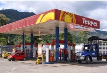 Cúcuta gasolina