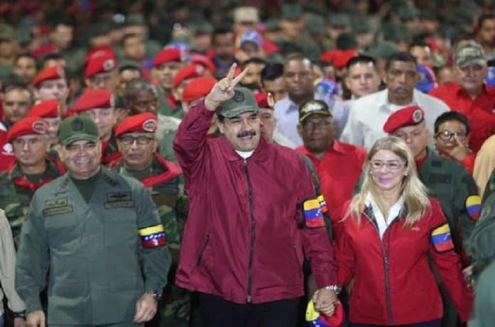 Maduro Estado marginal