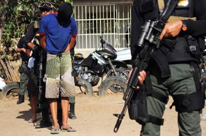 violencia frontera