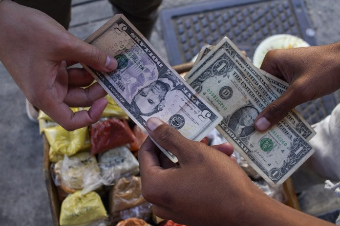 dólar alimentos