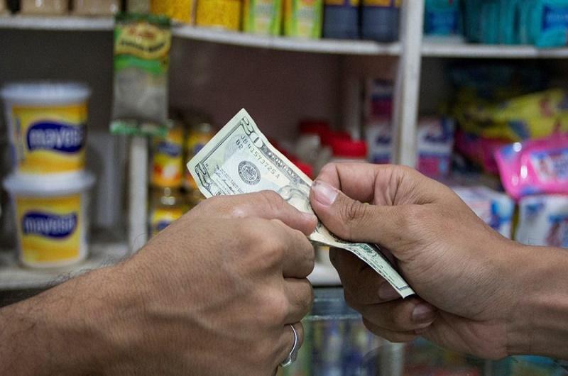 dólar alimentos Venezuela