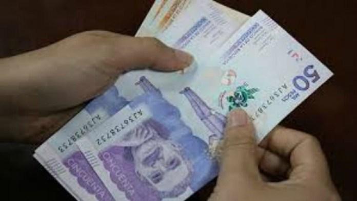 billete falso