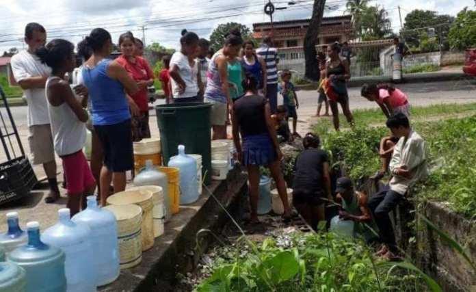 Venezuela destruida educacipon