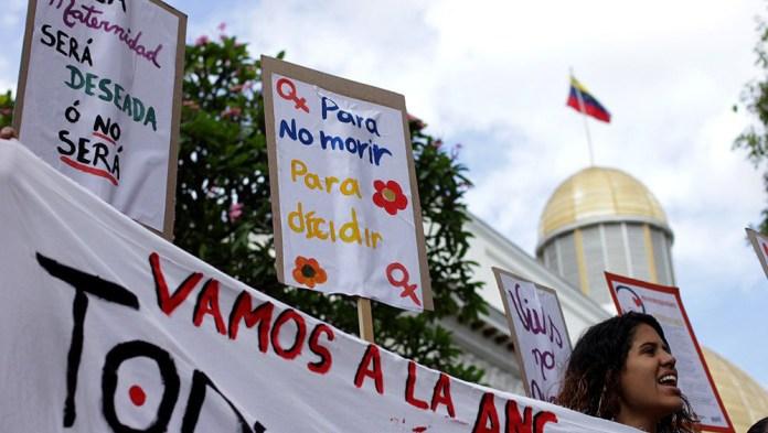 aborto Venezuela Iglesia