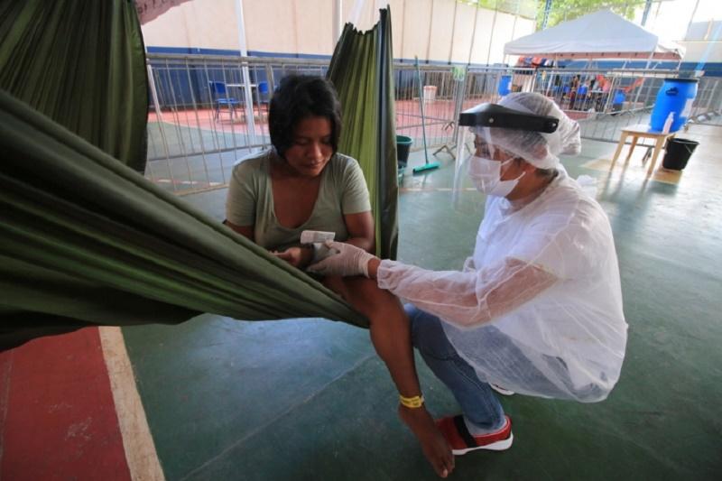 atención médica Amazonas