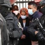 Bolivia expresidenta detenida