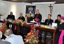 Obispos iglesia Venezuela
