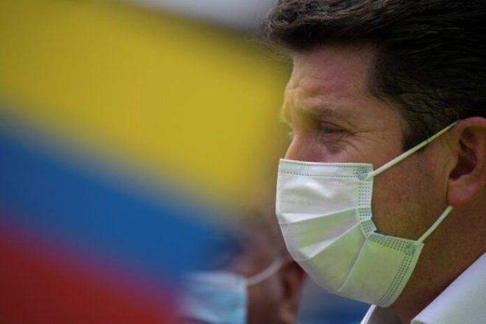 Ministro defensa Colombia narcotráfico
