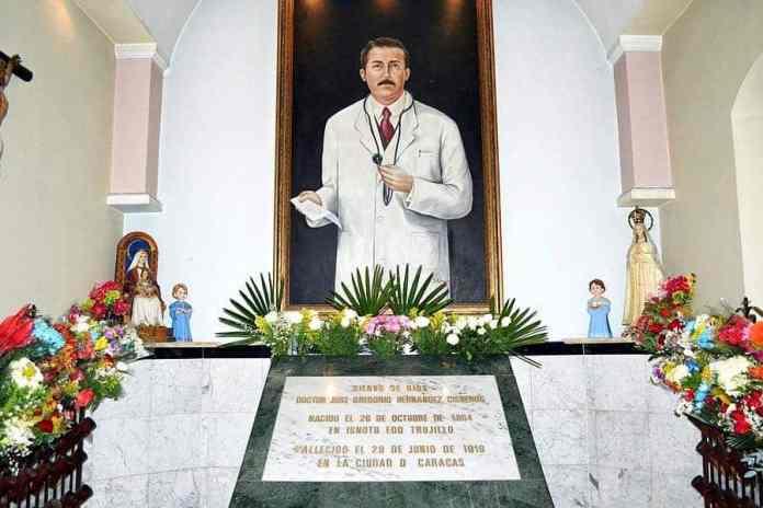 papa Francisco beatificación Venezuela