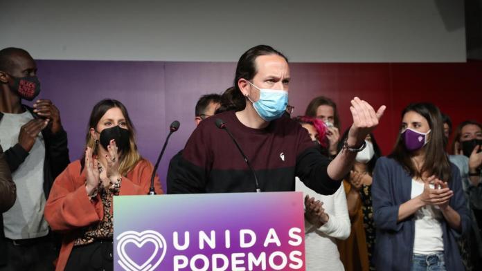 Pablo Iglesias política