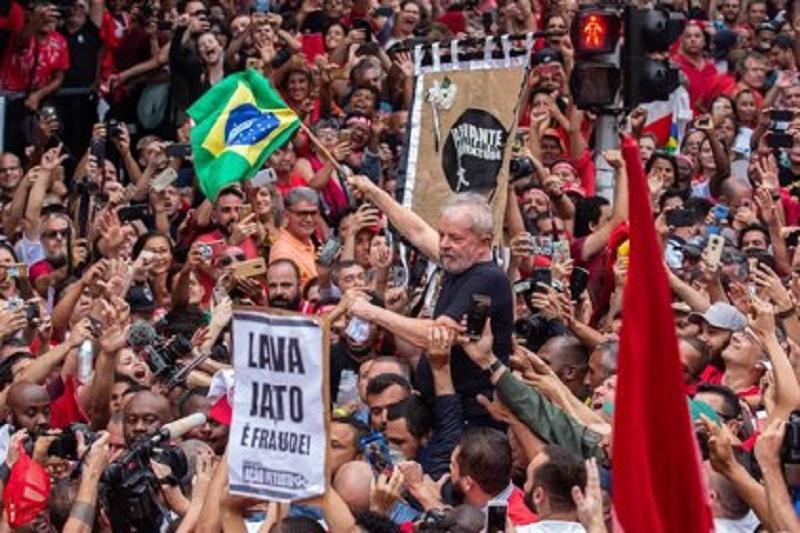 Lula elecciones