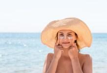belleza protección solar