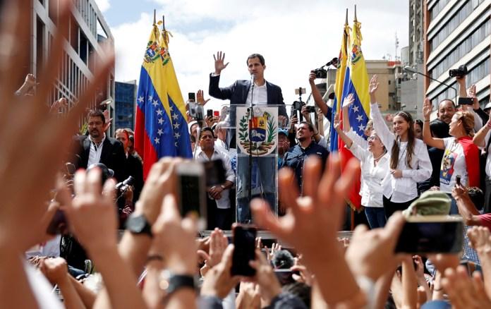 Venezuela El candelero