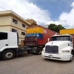 contenedores frontera