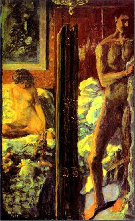 Retratos de mujer desnuda Pierre Bonnard y el xtasis