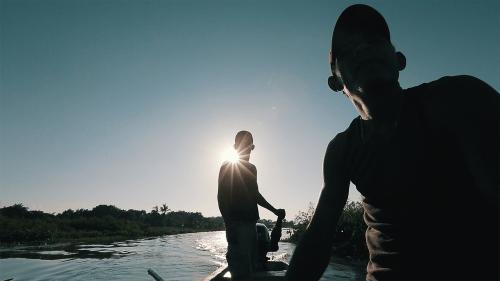 Fishermen of Ciénaga Grande de Santa Marta