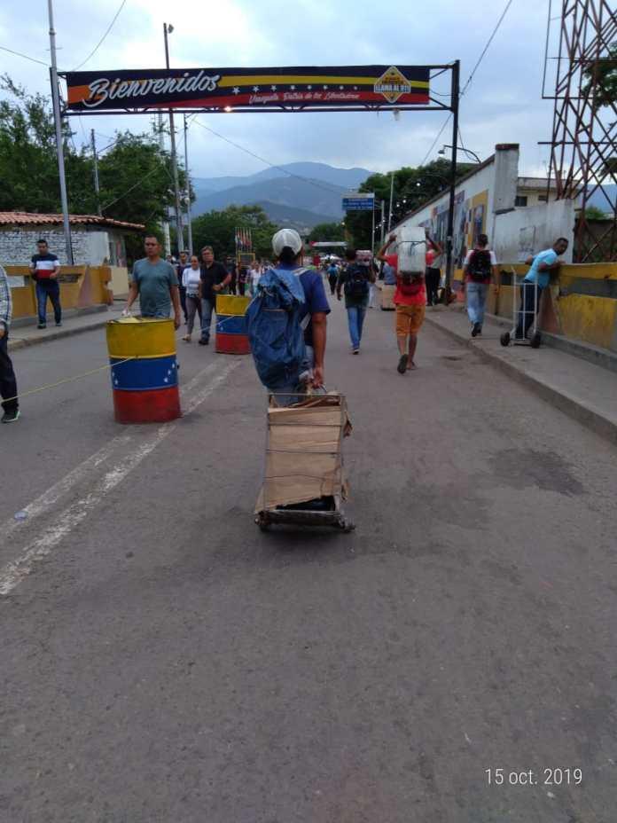 Carrucheroas La Parada Cucuta