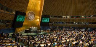 ONU entro a Venezuela