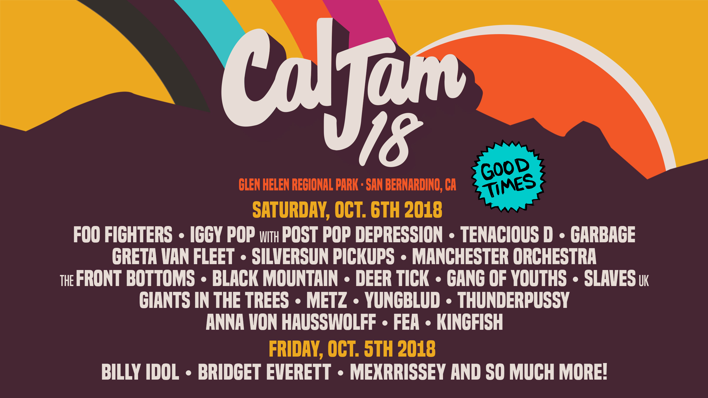 Image result for caljam banner