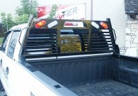 Heavy Duty | Rear Window Protection | Frontier Truck ...