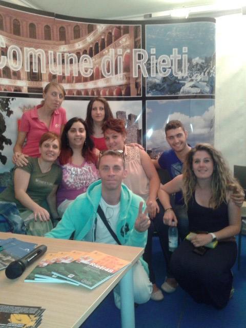 Euro Junior Rieti 2013. Foto Informagiovani 21