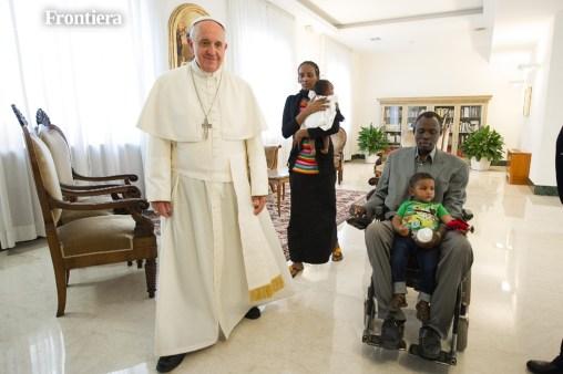 Vaticano,-24-luglio-Papa-Francesco-incontra-Meriam-Isha-04