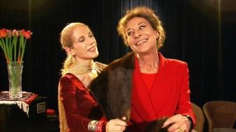 Violetta Chiarini e Daniela Igliozzi-Compagnia del Violangelo