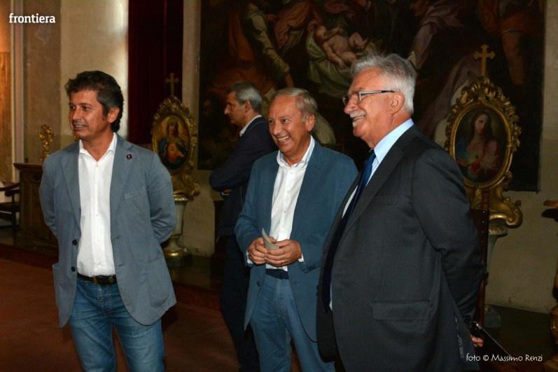 Convegno La famiglia nucleo da preservare foto Massimo Renzi 01