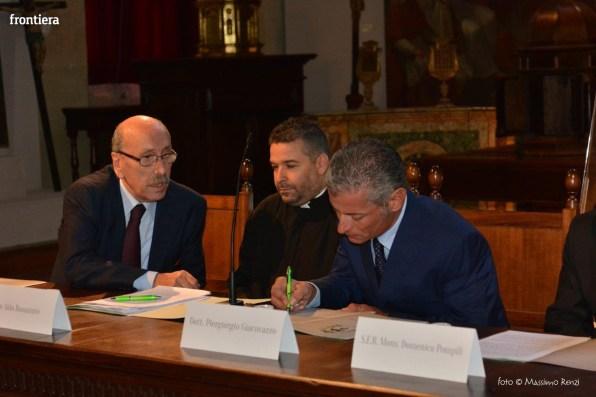 Convegno La famiglia nucleo da preservare foto Massimo Renzi 11
