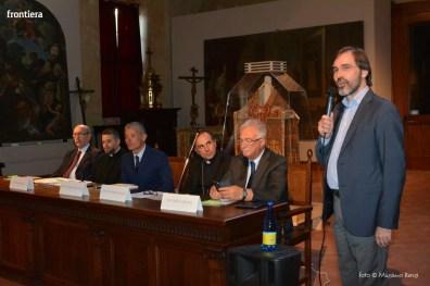 Convegno La famiglia nucleo da preservare foto Massimo Renzi 15