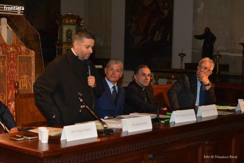 Convegno La famiglia nucleo da preservare foto Massimo Renzi 45