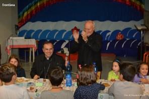 Mons Domenico Pompili a San Michele Arcangelo (Cena) 29 settembe 2015 foto Massimo Renzi 02